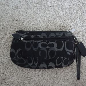 Coach Bags - Authentic Coach Wristlet